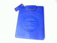 IPAD Case Stamp Cobalt Blue*