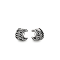 Edwin Small Earring Silver