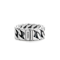 Esther Ring Silver Maat 16