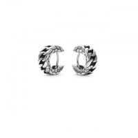 Esther Small Earring Silver