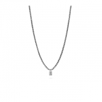 716 one - George XS Necklace Silver
