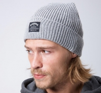 Etienne Beanie Light Grey