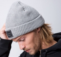Easton Beanie Light Grey