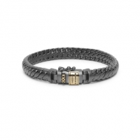 Ben XS Bracelet Black Rhodium Gold